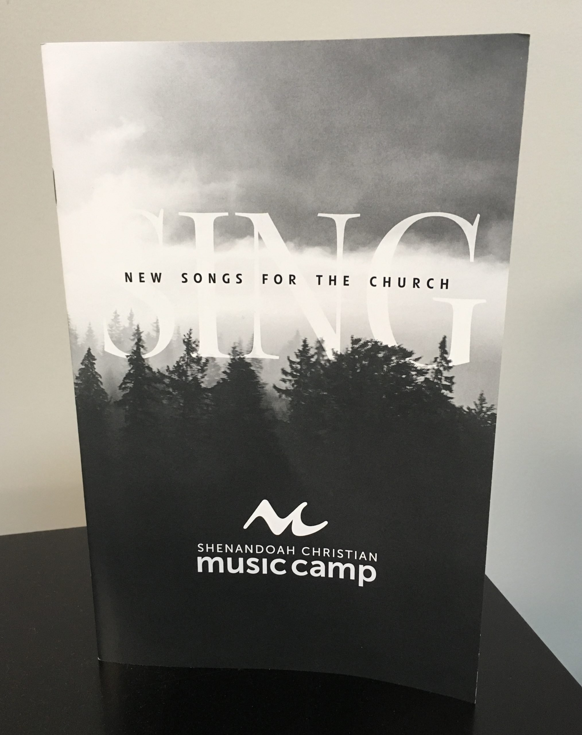Sing: New Songs for the Church Booklet
