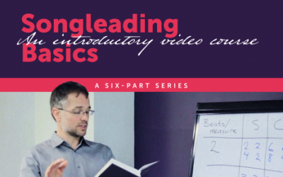 Song-Leading Basics DVD