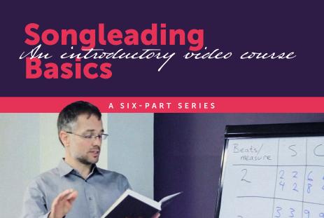Song-Leading Basics DVD