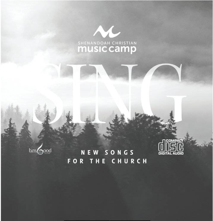 Sing: New Songs for the Church CD