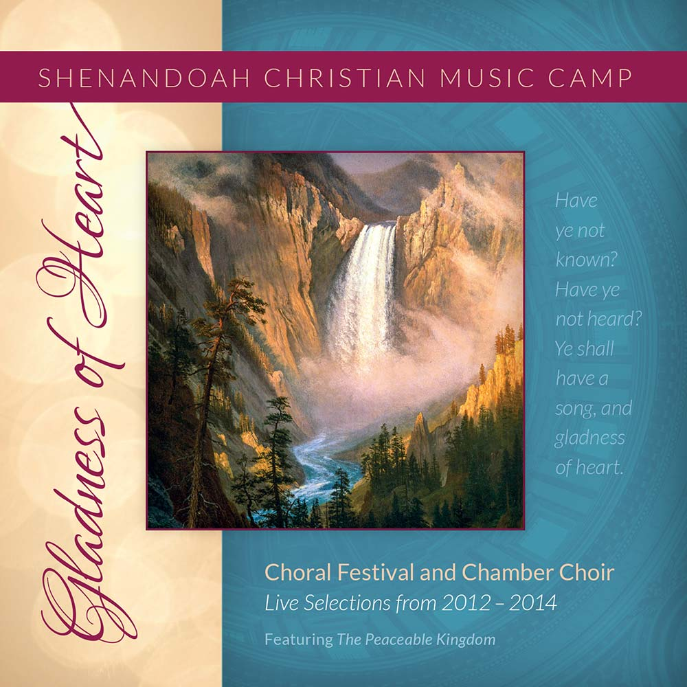 Gladness of Heart CD