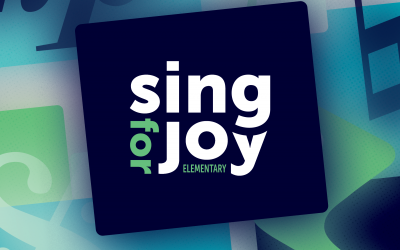 Sing for Joy Music Curriculum