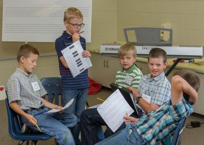 Children's Music Camp